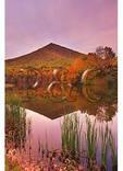 Dawn at Peaks of Otter, Blue Ridge Parkway, Virginia