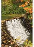 Otter Creek Dam, Blue Ridge Parkway, Virginia