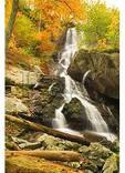 Apple Orchard Waterfall, Blue Ridge Parkway, Virginia