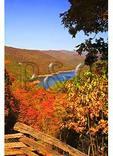 Fontana Lake, Great Smoky Mountains National Park, North Carolina