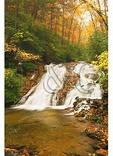 Indian Creek Falls, Deep Creek, Great Smoky Mountains National Park, North Carolina