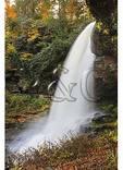 Dry Falls, Cullasaja River Gorge, Highlands, North Carolina