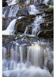 Waterfall, Vogel State Park, Blairsville, Georgia