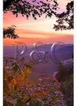 Sunset, Caesars Head State Park, Cleveland, South Carolina