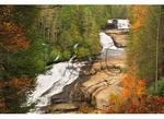 Triple Falls, DuPont State Forest, Brevard, North Carolina