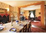 Dining Room and Parlor, Woodrow Wilson Birthplace, Staunton, Virginia