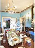 Dining Room, Ash Lawn - Highlands, Charlottesville, Virginia