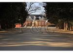 Sunset, Gunston Hall, Fairfax County, Virginia
