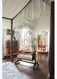 Bedroom, Woodlawn Plantation, Alexandria, Virginia