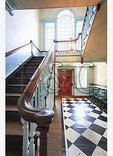 Entry Hall, Historic Carlyle House, Alexandria, Virginia