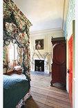 Bedroom, Historic Carlyle House, Alexandria, Virginia