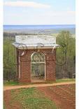 Historic Garden at Monticello, Charlottesville, Virginia