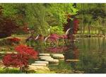 Japanese Garden at Maymont Park, Richmond, Virginia