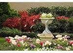 Garden, Executive Mansion, Richmond, Virginia
