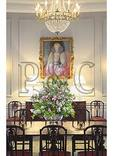 Dining Room, Executive Mansion, Richmond, Virginia