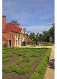 Upper Garden and Orangery, George Washington's Mt. Vernon Estate & Gardens, Mt. Vernon, Virginia