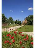 Garden, Bacon's Castle, Surry, Virginia