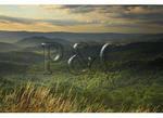 Sunset, Sandy Bottom, Shenandoah National Park, Virginia