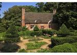 Garden, Adam Thoroughgood House, Virginia Beach, Virginia