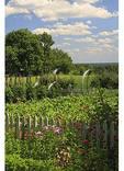Garden, Ash Lawn - Highlands, Charlottesville, Virginia