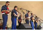 Thunder Creek Performs, Peanut and Pine Festival, Chippokes Plantation State Park, Surry County, Virginia