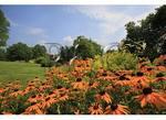 Garden, Historic Long Branch, Millwood, Virginia