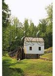 1800's Grist Mill, Virginiaís Explore Park, Blue Ridge Parkway, Roanoke, Virginia