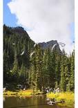 Fishing, Dream Lake, Rocky Mountain National Park, Estes Park, Colorado
