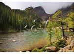 Dream Lake, Rocky Mountain National Park, Estes Park, Colorado