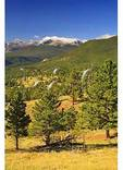 View From Trail Ridge Road, Rocky Mountain National Park, Estes Park, Colorado