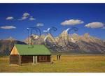 Mormon's Row, Grand Teton National Park, Wyoming