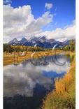 Schwabacher Landing, Grand Teton National Park, Wyoming