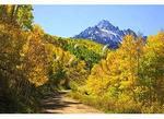 Sneffels Range, East Dallas Road, Ridgeway, Colorado