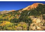 Yankee Girl Mine, Red Mountain, Million Dollar Highway, Ouray, Colorado