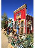 Restuarant, Crested Butte, Colorado