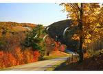 Tye River Gap Area, Blue Ridge Parkway, Virginia
