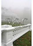 Moses Cone Mansion, Moses Cone Memorial Park, Blue Ridge Parkway, North Carolina