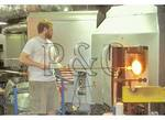 Glass Blowing, Simon Pierce At The Mill, Quechee, Vermont