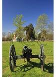 Watt House, Gaines Mill Battlefield, Richmond National Battlefield Park, Virginia