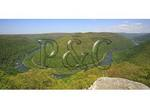 View From Overlook, Grand View Park, New River Gorge National River, West Virginia