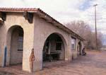 Cowboy, Lamy Railway Station