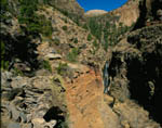 Upper Falls, Frijoles Canyon, Bandelier National Monument