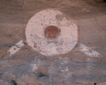 Feathered Shield Pictograph, Dinetah