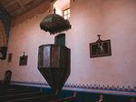 Pulpit, Mission San Antonio de Padua
