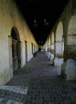 Arched Corridor, Mission San Miguel Arcangel