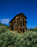 Duncan House, Animas Forks Ghost Town
