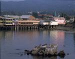 Fishermen's Wharf, Monterey, California