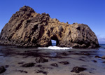 Natural Arch, Pfeiffer Beach