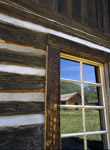 Ashcroft Ghost Town Reflection