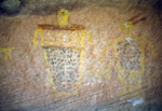 Pictograph, Chinle Wash